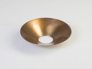 Aschetrichter Messing Ø 13.5 cm