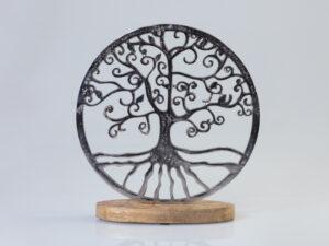 Ambiente-Element Lebensbaum H: 28 cm, ø 24,5 cm
