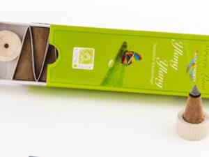 Ylang Ylang Räucherkegel – Green Line