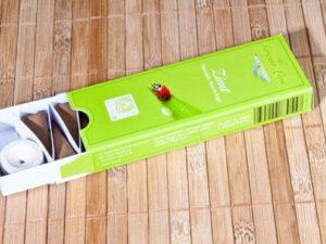 Zimt Räucherkegel – Green Line