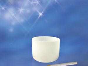 Kristallklangschale 8Ø ca. 20 cm